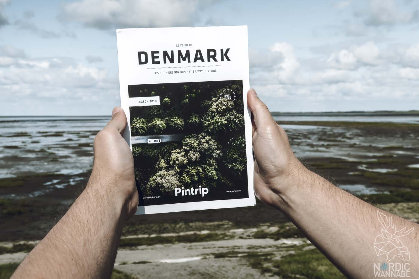 Stellplatzführer für Dänemark, Wohnmobil, Pintrip