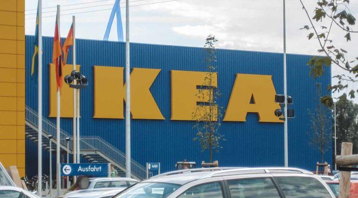 Ikea Osnabrück, Schweden