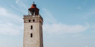 Nordjütland, Rubjerg Knude Fyr, Leuchtturm Dänemark, Skagen, Dänemark