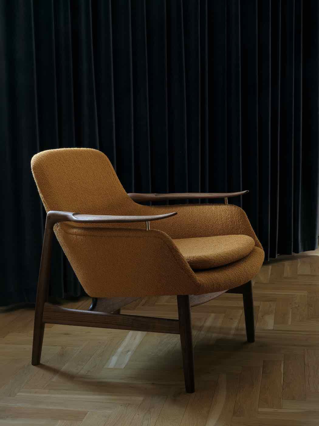 skandinavisches Sofa, Finn Juhl, FJ53, Skandinavischer Sessel, 3daysofdesign