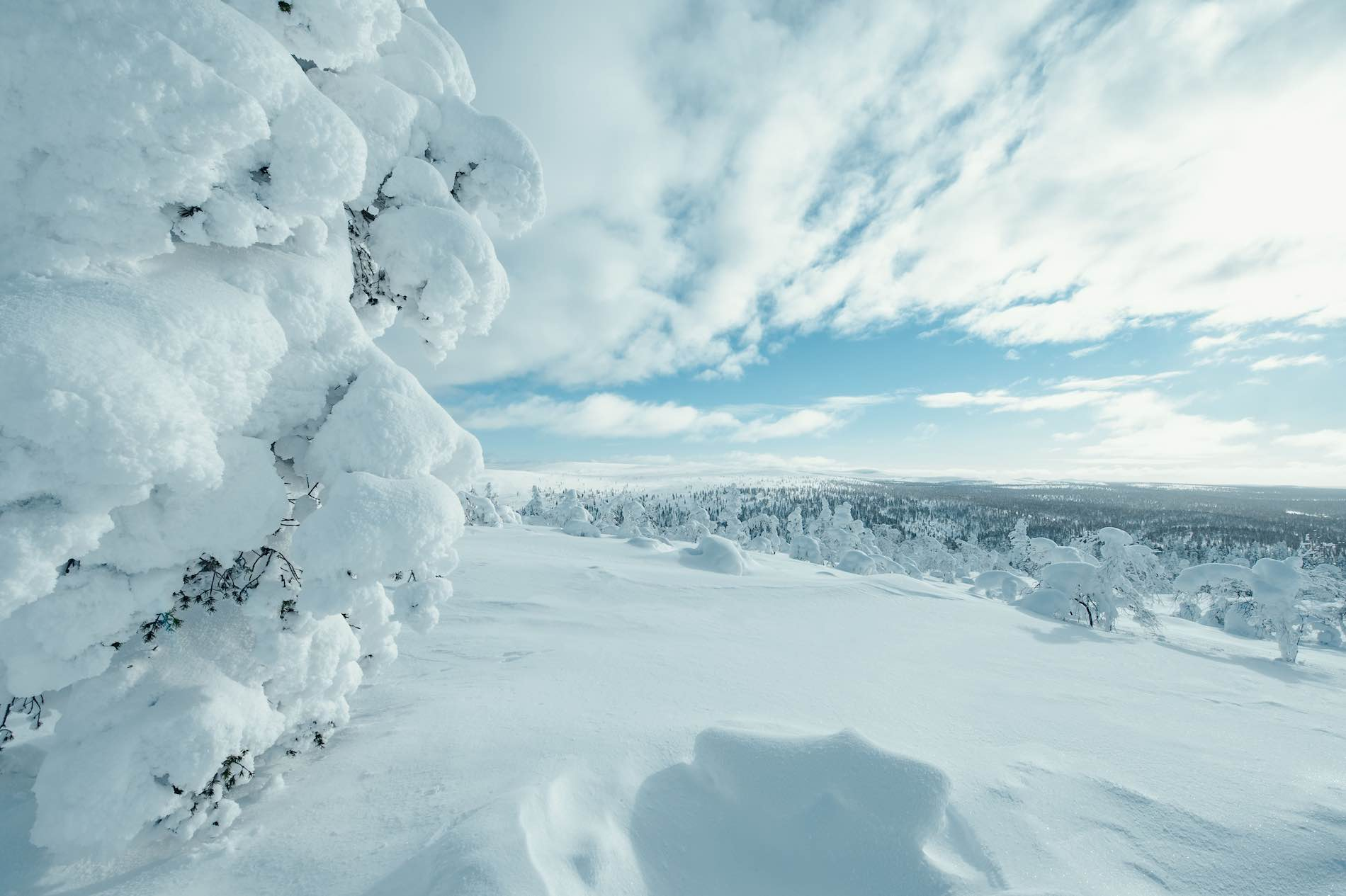 Finnische Serie, Lappland