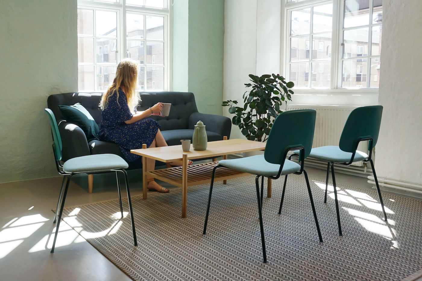 R.U.M, Nachhaltige Möbel , Fehlers, 3daysofdesign, dänisches Design, nachhaltig, Plastik