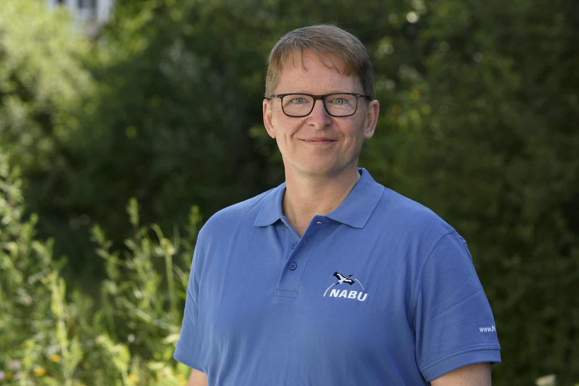 Jörg Andreas Krüger, NABU