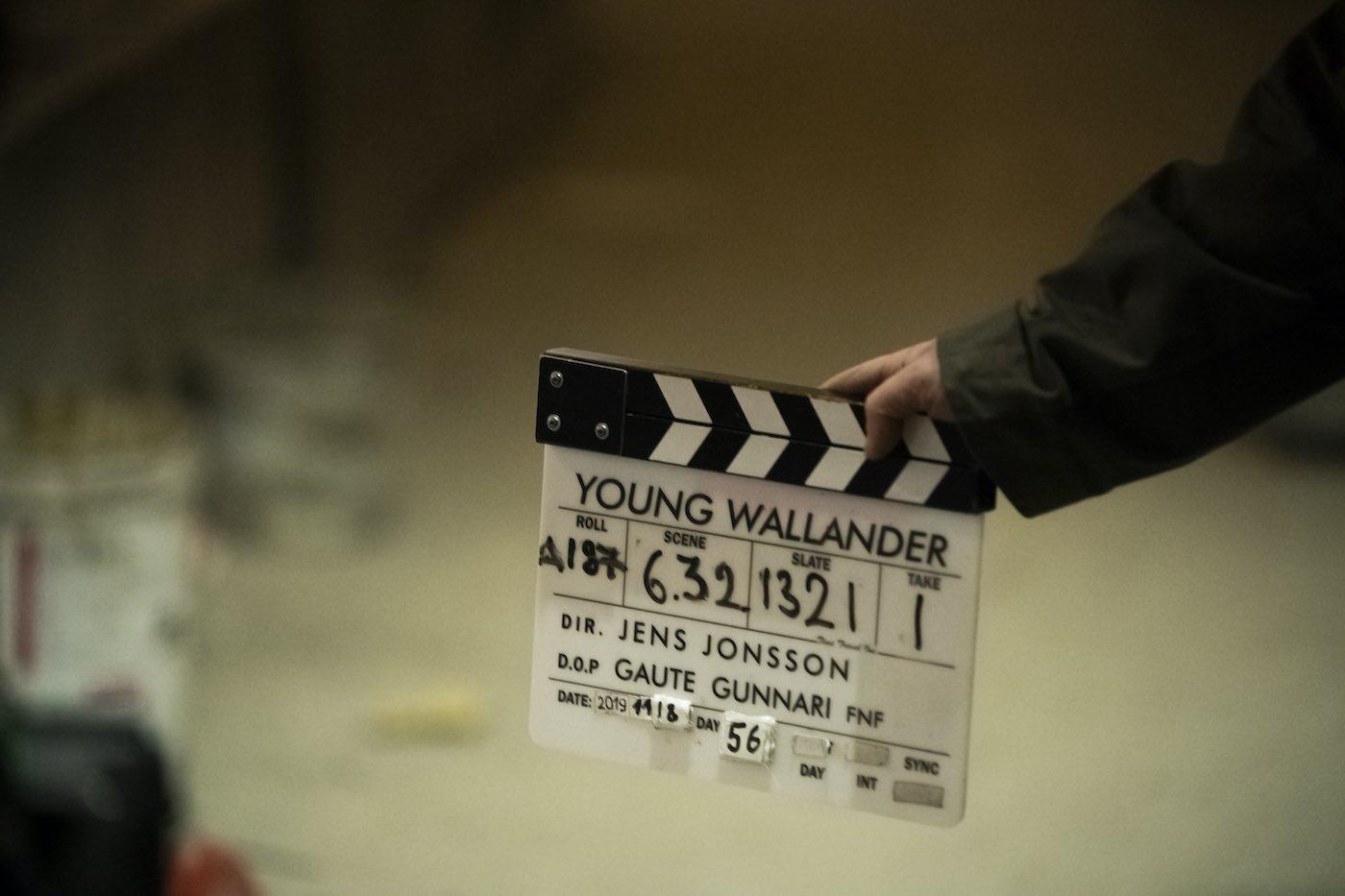 Young Wallander Staffel 1, Schwedische Serie, Schweden Serien Henning Mankell, Netflix