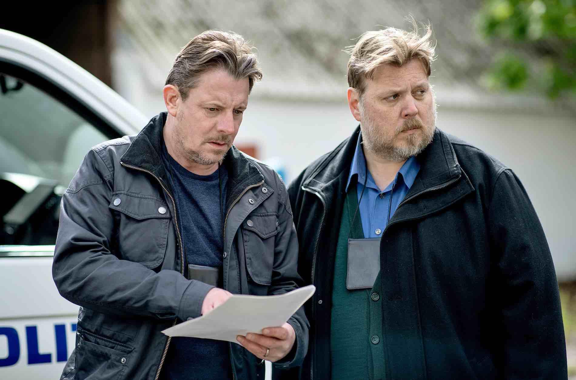 Dänische Serie, Kidnapping, skandinavische Serien, Nordic Noir
