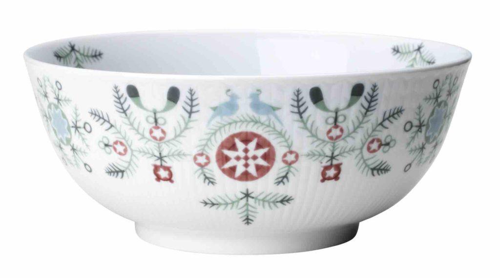 Geschirr Weihnachten, Rörstrand, Schweden, Jul, Swedish Grace Winter, Winterservice, Porzellan