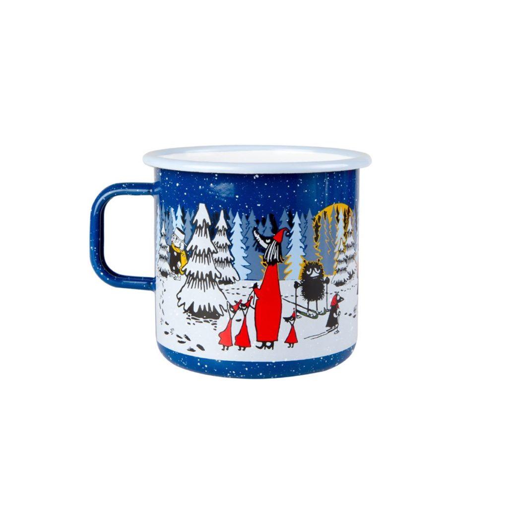 Weihnachtstasse, Weihnachtstasse, Weihnachtsbecher, Weihnachtsgeschirr, Skandi-Look