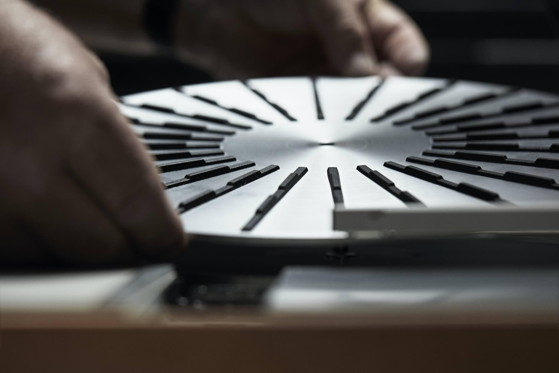 Beogram 4000, Bang und Olufsen Plattenspieler, dänisches Design, 3 daysofdesign, Bang & Olufsen