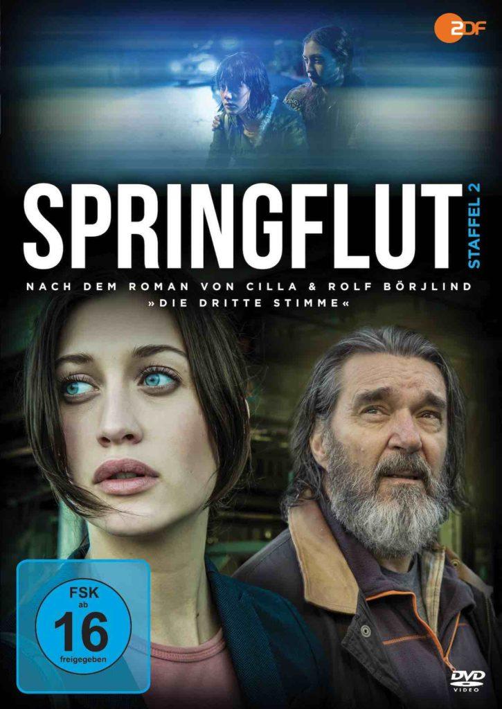 Schwedische Serie, Schwedischer Krimi, Springflut 2, Springflut 1