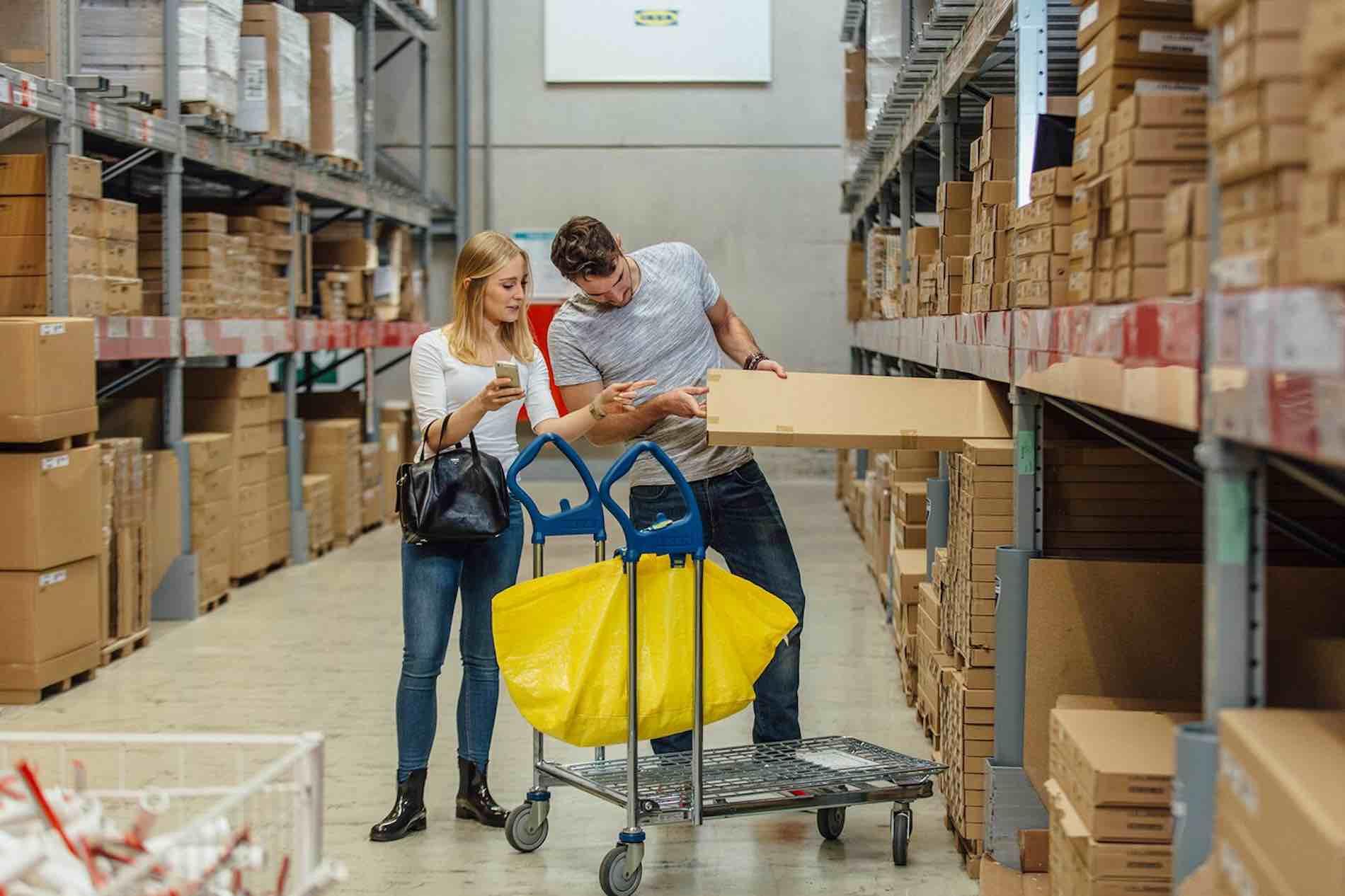 IKEA Umtausch, IKEA Black friday, nachhaltig, zweite Chance, langlebig