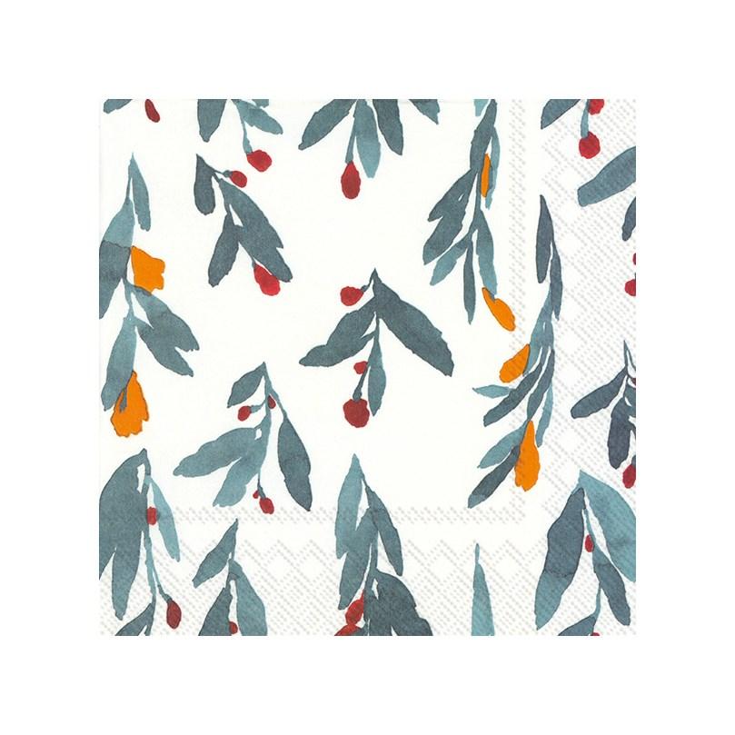 Weihnachtsservietten, Servietten, Skandinavien , Skandi Design, Skandi-Style