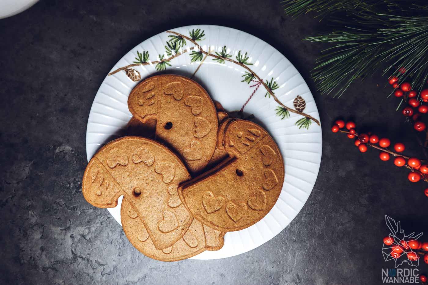 Weihnachtsgeschirr, Kähler, Hammershøi Jul, Weihnachtsteller, Weihnachtstasse, Weihnachtsservice