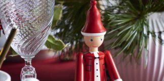 Holzfiguren zu Weihnachten, Kay Bojesen, Skandinavisch Wohnen