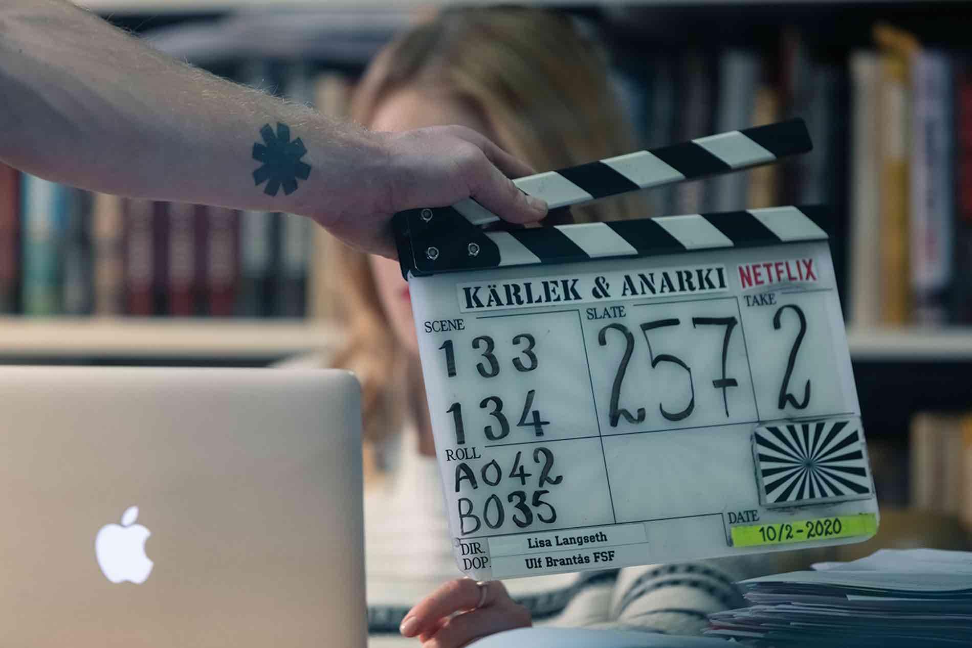 Liebe und Anarchie, Netflix, Skandinavische Serie