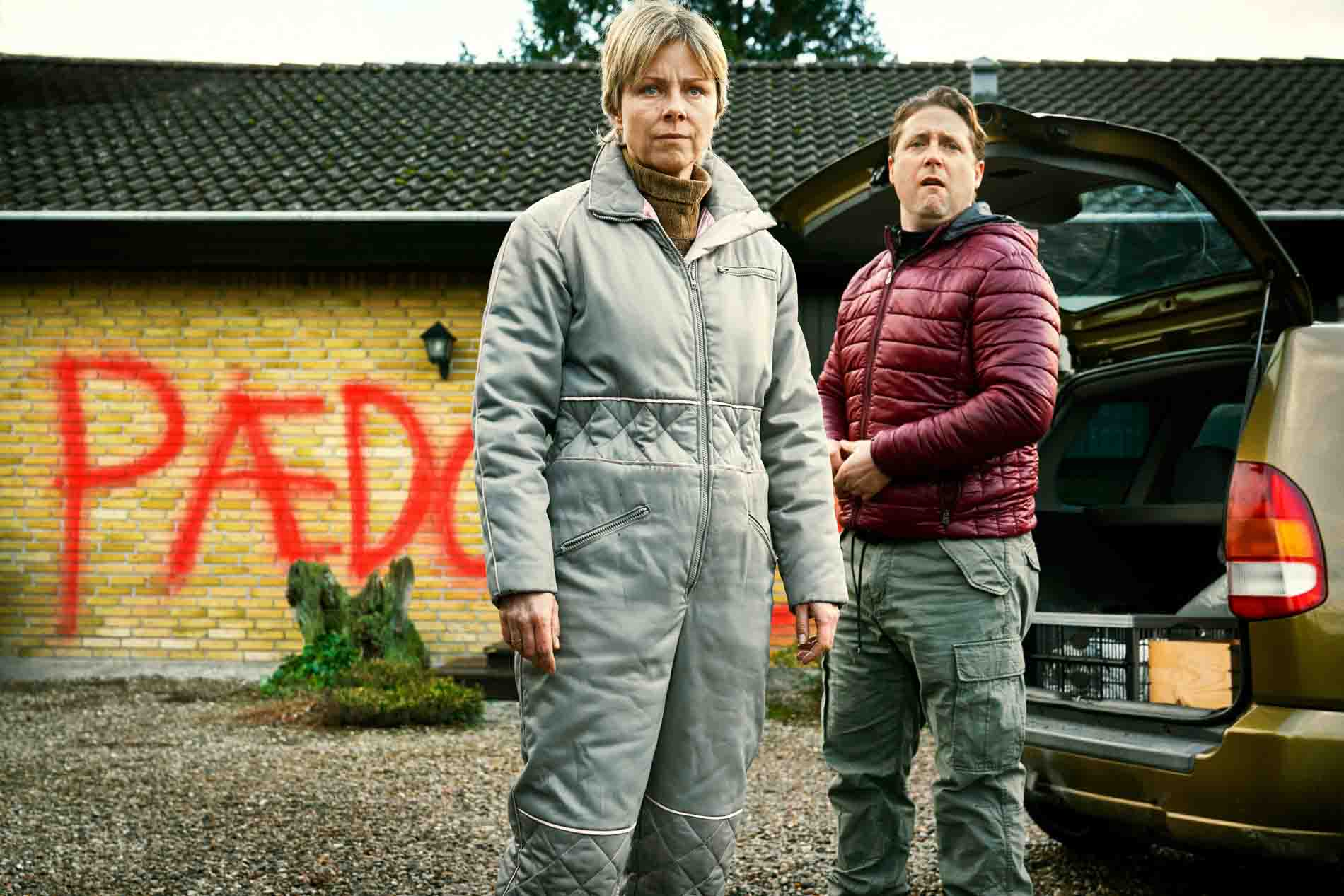 Dänische Thrillerserie, Killing Mike, Serie aus Dänemark