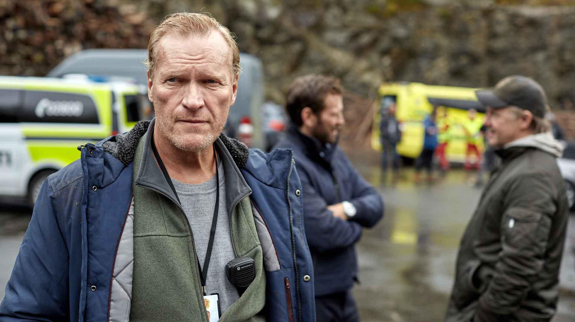 Skandinavische Krimiserie, Norwegen, Kommissar Wisting
