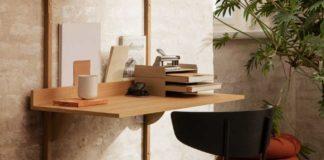 Ordnung im Home Office, Skandinavisch Wohnen, Skandinavischer Wohnungsstil,