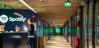 Spotify Stockholm